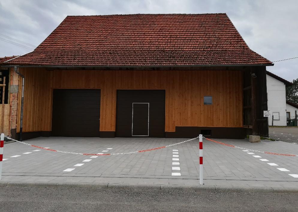 Hilfsgüterlager Rielingshausen